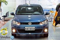 Volkswagen Gol Comfortline 1.6 4p 2017}