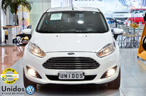 Ford Fiesta Titanium Plus 1.6 AT 2017}