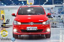 Volkswagen SpaceFox Comfortline 1.6 2016}