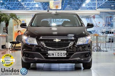 Chevrolet Onix 1.4 LT SPE/4 2014}