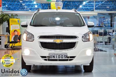 Chevrolet Spin LTZ 7S 1.8 (Aut) (Flex) 2015}