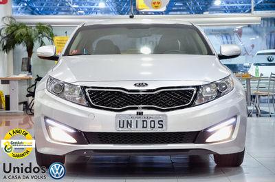 Kia Motors Optima 2.4 EX (Aut)Y556 2013}
