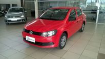 Volkswagen Voyage City 1.6 2015}
