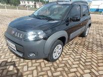 Fiat Uno Way 1.4 8V (Flex) 4p 2012}