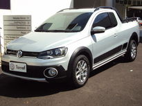 Volkswagen Saveiro Cross 1.6 CE 2016}