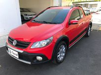 Volkswagen Saveiro Cross 1.6 CE 2011}