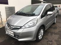 Honda Fit LX 1.4 (aut) (flex) 2014}