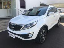 Kia Motors Sportage EX 2.0 4X2 (Flex) P587 2014}
