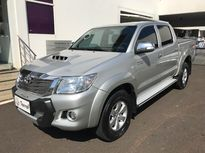 Toyota Hilux SRV 4X4 16V T. INTERCOOLER DIESEL 4P AUT. 2014}