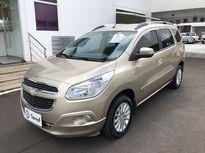 Chevrolet Spin LT 5S 1.8 (Aut) (Flex) 2014}