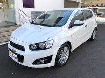 Chevrolet Sonic Hatch LTZ (Aut) 2012}