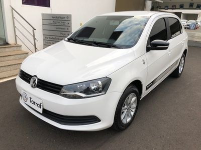Volkswagen Gol 1.6 VHT Seleção (Flex) 2015}