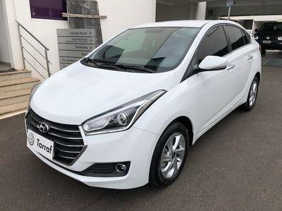 Hyundai HB20S Premium 1.6 AT Flex 2018}