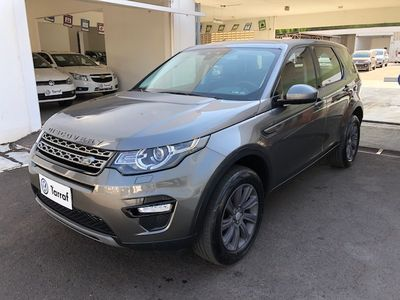 Land Rover Discovery Sport SE 2.0 Si4  2016}
