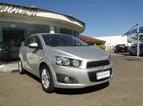 Chevrolet Sonic LTZ 1.6 (Aut) 2014}