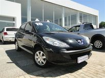 Peugeot 207 207 Passion XR 1.4 8V (flex) 2010}