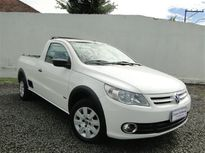 Volkswagen Saveiro 1.6 MI CS 8V FLEX 2P MANUAL G.V 2010}