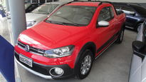 Volkswagen Saveiro Cross CE 2014}