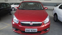 Fiat Grand Siena ATTRACTIVE 1.4 EVO FLEX 2016 4P 2014}