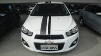Chevrolet Sonic Hatch LTZ (Aut) 2014}