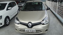 Renault Clio 1.0 16V FLEX 4P MANUAL 2014}