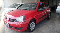 Renault Clio 1.0 16V FLEX 4P MANUAL 2012}