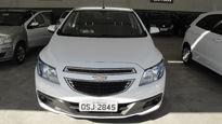 Chevrolet Prisma 1.4 8V LT Econoflex 2014}