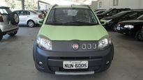 Fiat Uno Way 1.0 Flex 2011}