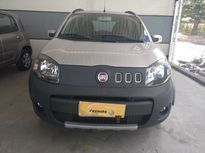 Fiat Uno 1.0 EVO WAY FLEX 4P MANUAL 2012}