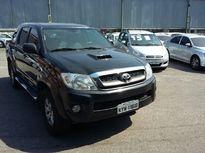 Toyota Hilux 3.0 SRV 4X4 CD 16V TURBO INTERCOOLER DIESEL 4P AUTOMÁTICO 2010}