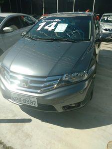 Honda City EX 1.5 16V (flex) (aut.) 2014}