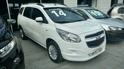 Chevrolet Spin LT 1.8 (Aut) 2014}