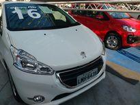 Peugeot 208 1.5 8V Active Pack (Flex) 2016}