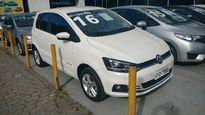 Volkswagen Fox 1.0 Comfortline 4p 2016}