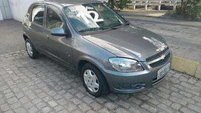 Chevrolet Celta 1.0 MPFI 8V 4p Mec 2012}