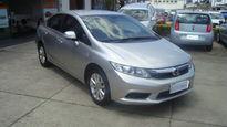 Honda Civic New  LXL 1.8 16V (aut) (flex) 2012}