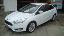 Ford Focus Sedan SE 2.0 16V PowerShift (Aut) 2016}