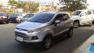 Ford Ecosport SE 2.0 PowerShift 2015}