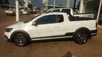 Volkswagen Saveiro Cross CE 1.6 8V Total Flex 2017}