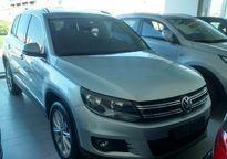 Volkswagen Tiguan TSI Tiptronic 2.0 16V Turbo Aut./Seq 2014}