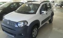 Fiat Uno Way 1.4 8V (Flex) 4p 2014}