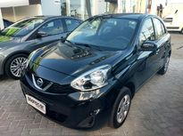 Nissan March 1.0 16V S (Flex) 2015}