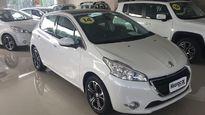 Peugeot 208 1.6 16V Griffe (Flex) 2014}