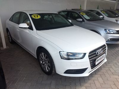 Audi A4 Sedan Attraction 2.0 TFSI S tronic 2014}