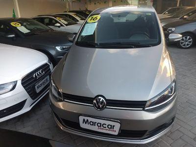Volkswagen Fox Comfortline 1.6 2016}