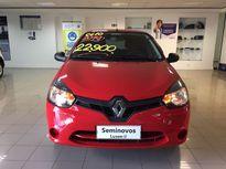 Renault Clio Authentique 1.0 16V (Flex) 4p 2014}