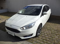 Ford Focus Hatch SE PLUS 2.0 AT (Flex) 2016 2016}