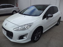 Peugeot 308 Griffe 1.6 Turbo High Pressure (Auto) 2014}