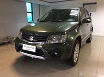 Suzuki Grand Vitara 2.0 16V 2WD (Aut) (Multimídia) 2015}