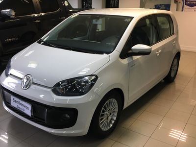 Volkswagen up! move up! 1.0 TSI 2017}